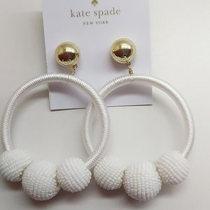Kate Spade New 3 Bubble Gum Ball Earrings